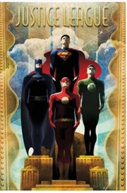 DC Comics - Team Art Deco | Merchandise