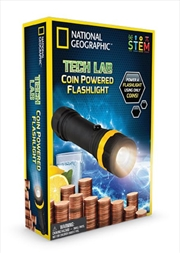 Coin Battery Flashlight | Toy