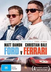 Ford V. Ferrari | DVD