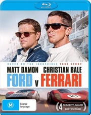 Ford V. Ferrari | Blu-ray