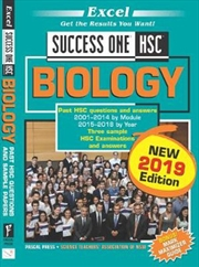 Excel Success One HSC Biology | Paperback Book