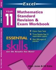 Excel Essential Skills: Year 11 Mathematics Standard Revision & Exam Workbook | Paperback Book