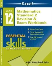 Excel Essential Skills: Year 12 Mathematics Standard 2 Revision & Exam Workbook | Paperback Book