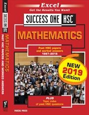 Excel Success One HSC Mathematics | Paperback Book