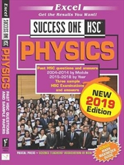 Excel Success One HSC Physics | Paperback Book
