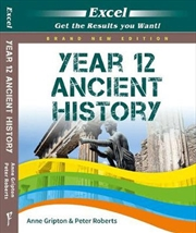 Excel Year 12 Ancient History Study Guide | Paperback Book