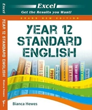 Excel Study Guide: Year 12 Standard English | Paperback Book