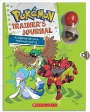 Pokemon Trainer's Journal #2 | Hardback Book