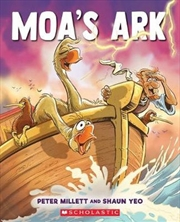 Moa's Ark | Paperback Book