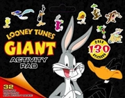 Looney Tunes - Giant Activity Pad (Warner Bros) | Paperback Book