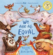 We Are All Equal Plus Poster | Hardback Book