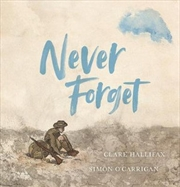 True Blue - Never Forget | Hardback Book
