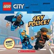 Sky Police! (LEGO CITY) | Paperback Book