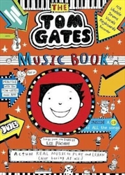 Tom Gates: The Music Book | Paperback Book