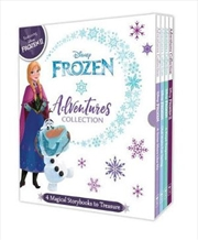 Frozen Adventures Collection (Disney Boxed Set) | Hardback Book