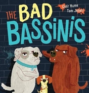 Bad Bassinis | Hardback Book