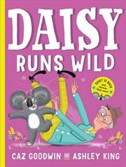Daisy Runs Wild | Hardback Book