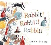 Rabbit Rabbit Rabbit   Paperback Book