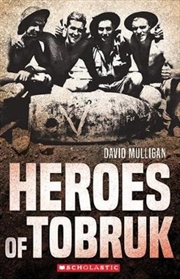 My Australian Story Heroes of Tobruk (New Edition) | Paperback Book