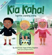 Kia Kaha Together Standing Strong | Paperback Book