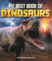 My Best Book of Dinosaurs | Paperback Book