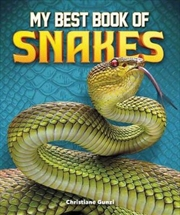 My Best Book Of Snakes | Paperback Book