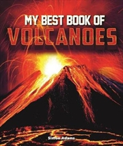 My Best Book Of Volcanoes | Paperback Book