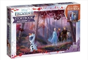 Frozen 2: Storybook And Jigsaw | Paperback Book