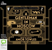 A Gentleman In Moscow | Audio Book