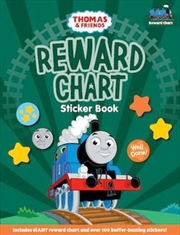 Reward Chart Sticker Book | Paperback Book