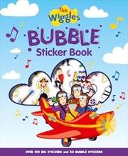 Wiggles Emma! Glitter Sticker Book | Paperback Book