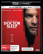 Doctor Sleep | Blu-ray + UHD | UHD