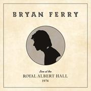Live At The Royal Albert Hall 1974   CD