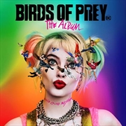 Birds Of Prey | CD