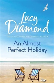 An Almost Perfect Holiday | Paperback Book