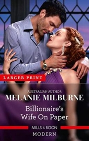 Billionaire's Wife on Paper - Conveniently Wed! | Paperback Book