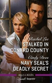 Stalked in Conard County/Navy SEAL's Deadly Secret | Paperback Book