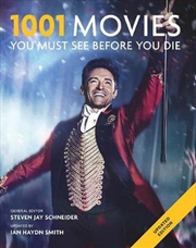 1001 Movies You Must See Before You Die | Paperback Book