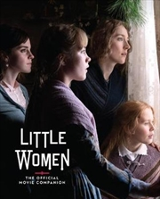 Little Women - The Official Movie Companion | Hardback Book