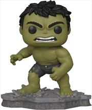Avengers - Hulk (Assemble) US Exclusive Pop! Deluxe [RS] | Pop Vinyl