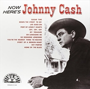 Now Here's Johnny Cash | Vinyl