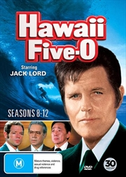 Hawaii Five-O - Season 8-12 | Boxset | DVD
