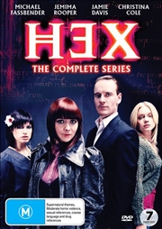 Hex | Complete Series | DVD