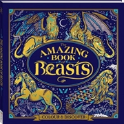 Amazing Book of Beasts Colouring Book | Colouring Book