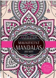 Kaleidoscope Colouring: Magnificent Mandalas and More | Colouring Book