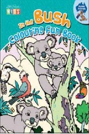 Steve Parish Colouring fun book: In the Bush | Paperback Book