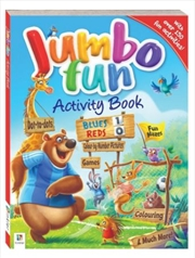 Jumbo Fun Assortment | Colouring Book