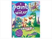 Paint With Water Assorted | Colouring Book