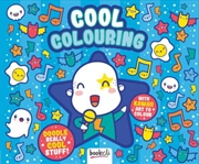 Lets Doodle Set Cool Colouring | Colouring Book