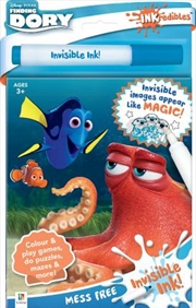 Inkredibles Finding Dory Invisible Ink (2019 Ed) | Colouring Book